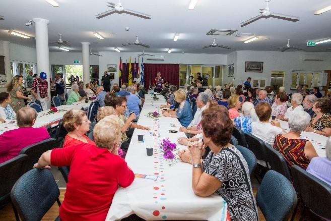 Senior Citizens Celebrate!