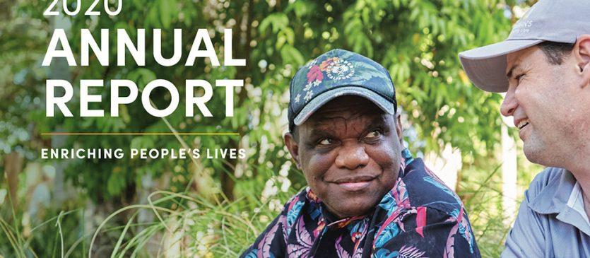 2020 annual report respite care