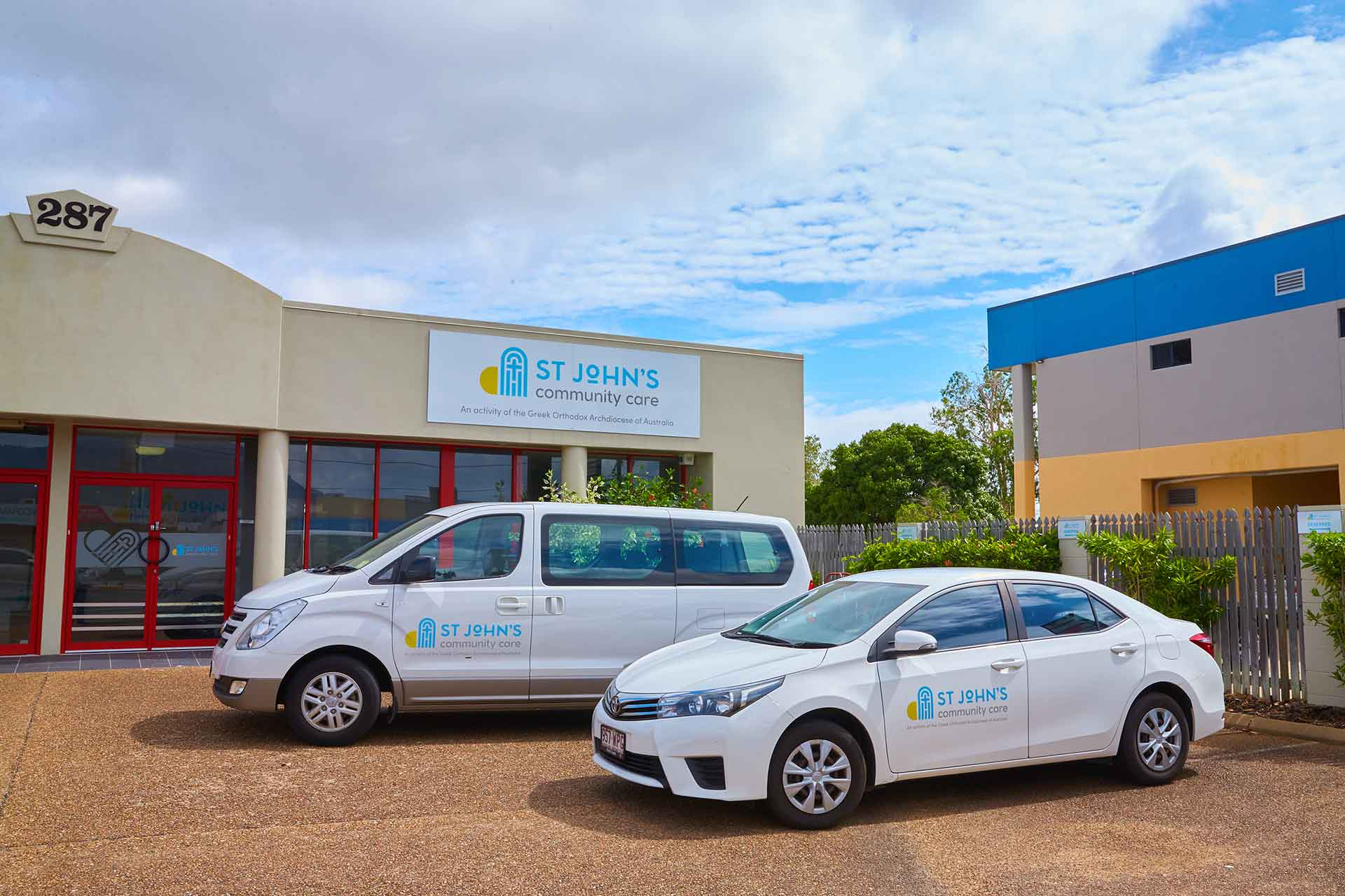 townsville aged care