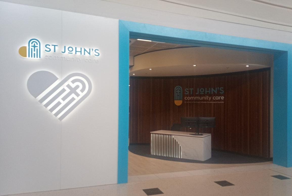 ST JOHN'S FRONT