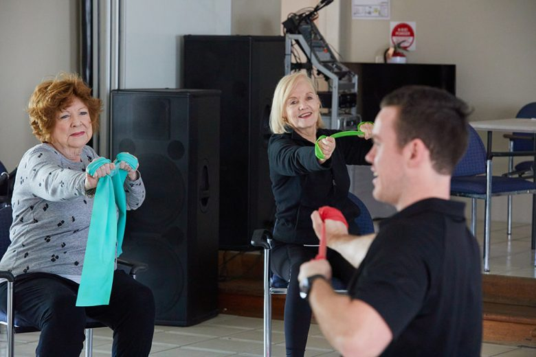 Exercising for Ageing Individuals